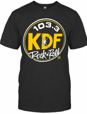 103 3 KDP Rock And Roll T-Shirt