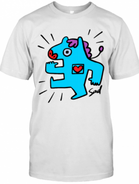 Mang In The Style Of Keith Haring shirt T-Shirt