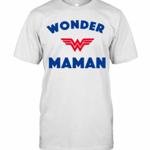 Wonder Woman Maman  T-Shirt Classic Men's T-shirt
