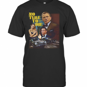 007 No Time To Die T-Shirt Classic Men's T-shirt