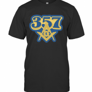 357 Freemasonry Logo T-Shirt Classic Men's T-shirt
