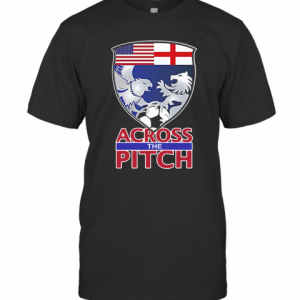 Across The Pitch Soccer Podcast T-Shirt Classic Men's T-shirt