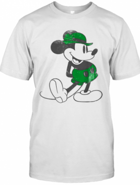 Disney Mickey Mouse Classic Green T-Shirt