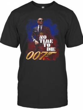 Jame Bond No Time To Die 007 T-Shirt