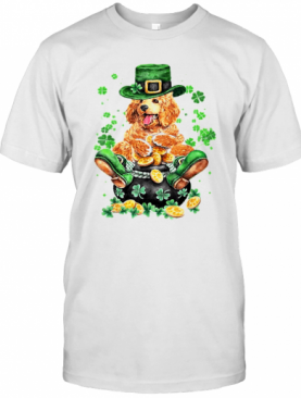 Poodle St Patrick'S Day Dog Lovers T-Shirt