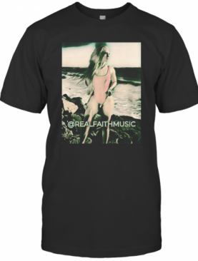 Real Faith Music Make Your Own Luck T-Shirt