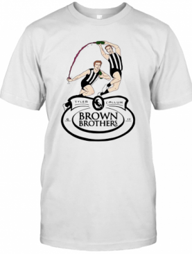 Tyler Callum Brown Brothers T-Shirt