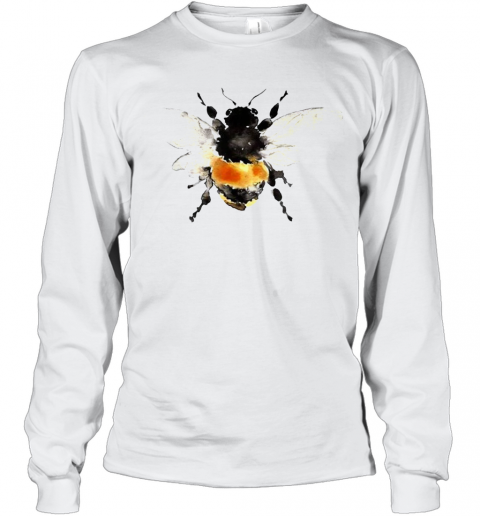 Bee Kind Save The Bee T-Shirt Long Sleeved T-shirt