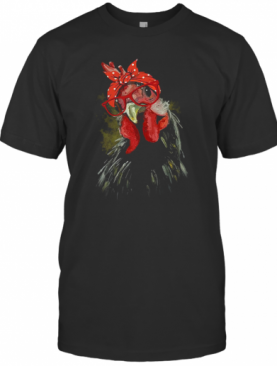 Best Roosters Chicken T-Shirt