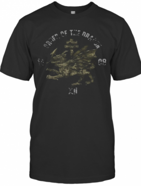 Order Of The Dragon 1408 Xii T-Shirt