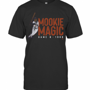 Wilson Mookie Magic T-Shirt Classic Men's T-shirt