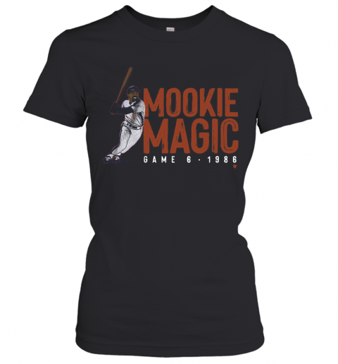 Wilson Mookie Magic T-Shirt Classic Women's T-shirt