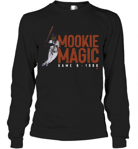 Wilson Mookie Magic T-Shirt Long Sleeved T-shirt