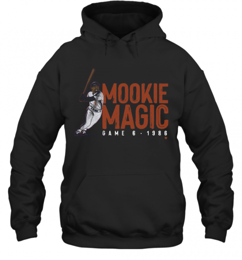 Wilson Mookie Magic T-Shirt Unisex Hoodie