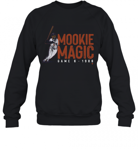 Wilson Mookie Magic T-Shirt Unisex Sweatshirt