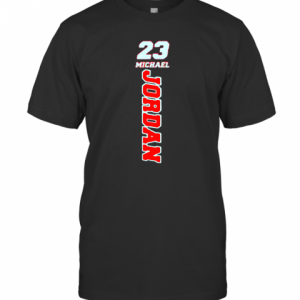 23 Michael Jordan T-Shirt Classic Men's T-shirt