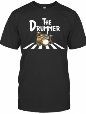 The Drummer Abbey Road T-Shirt