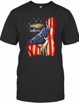 Chevrolet American Flag Independence Day T-Shirt