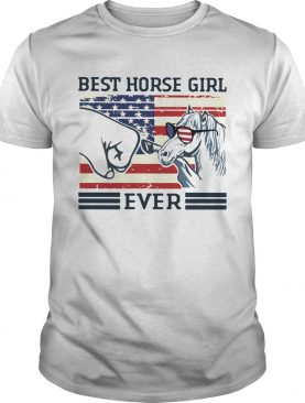 Independence Day best horse girl ever shirt