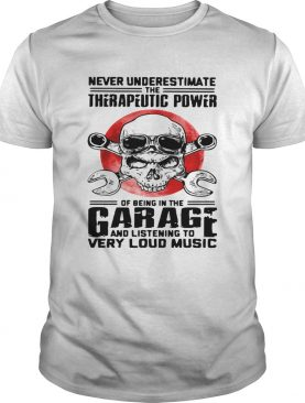 Never Underestimate The Therapeutic Power Of Being In The Garage And Listening To Very Loud Music s