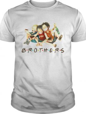 Sabo Luffy Ace Brothers Friends shirt