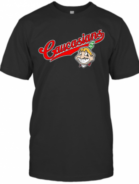 Bomani Jones Caucasians T-Shirt