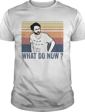 Charlie Kelly what do now vintage shirt