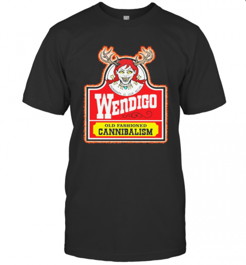 Humanity Is Our Recipe Wendigo Old Fashioned Cannibalism T-Shirt Classic Men's T-shirt