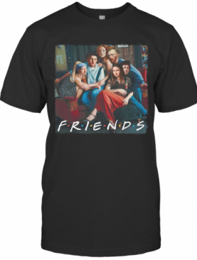 Van Gogh With Friends T-Shirt