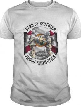 Band of brothers florida firefighters shirt