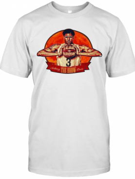 Fear The Brow 3 Anthony The Brow Davis T-Shirt