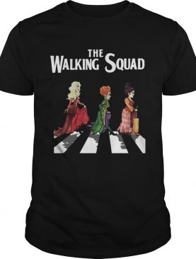 Hocus Pocus The Walking Squad The Abbey Road shirt