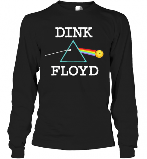 Lgbt Pink Floyd Band Rainbow T-Shirt Long Sleeved T-shirt