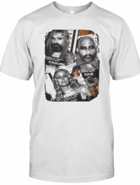 The Devils Rejects 3 Horror T-Shirt