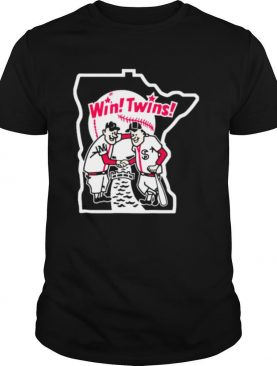 Baseball win minnesota twins baseball shirt