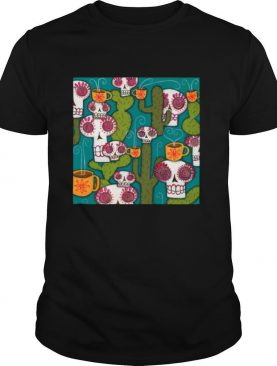 Coffee Day Of The Dead shirt