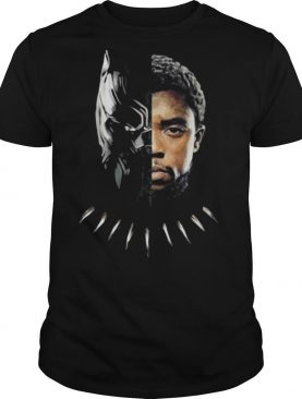 Marvel heroes black panther chadwick Boseman actor shirt
