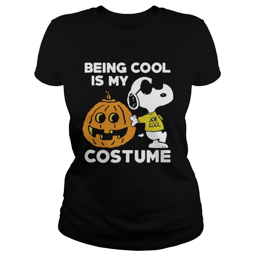 Snoopy Being Cool Is Costume  Classic Ladies
