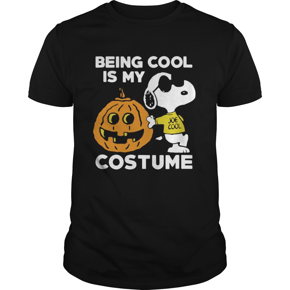 Snoopy Being Cool Is Costume  Unisex