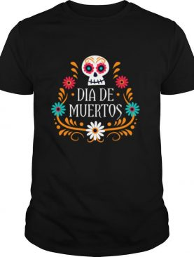 The Dead Mexican Holiday shirt
