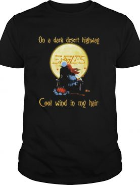 Halloween nightmare eagles on a dark desert highway cool wind in my hair shirt