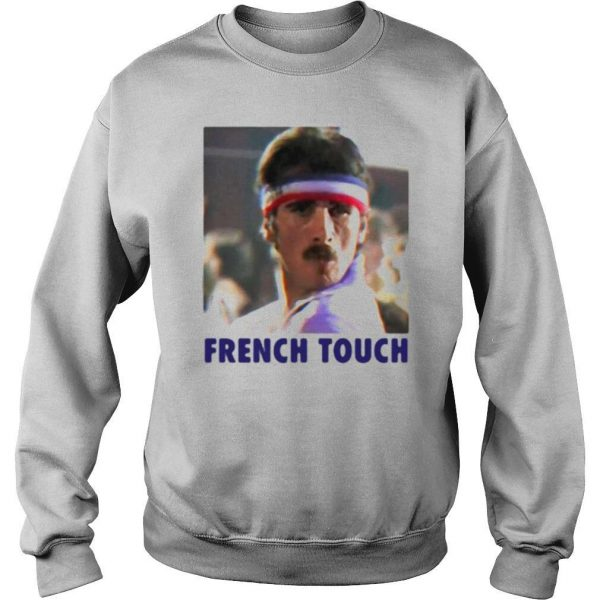 Jacques chirac french touch shirt