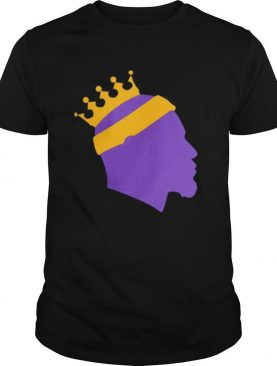 King Lebron James Los Angeles 2020 NBA Champions shirt