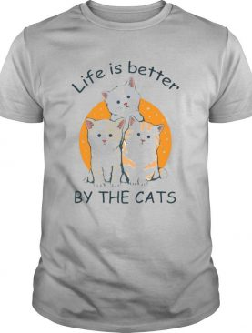Life Is Better by The Cats shirt