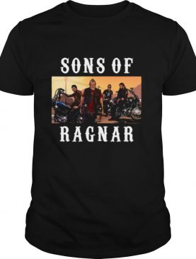 Sons Of Ragnar Motor shirt