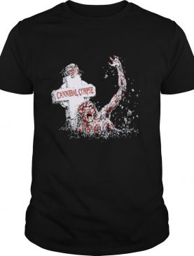 Top Scary Cannibal Corpse shirt