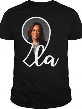 Kamala harris comma la 2020 shirt