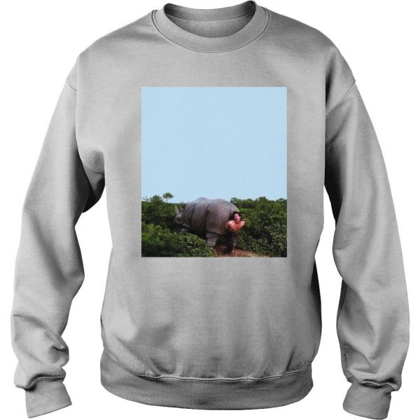 Rhino pet detective shirt