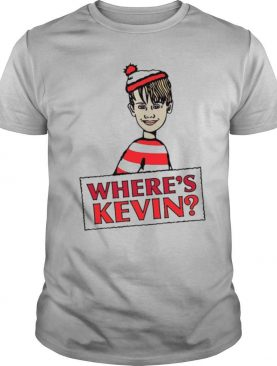 Where's Kevin Merry Christmas shirt