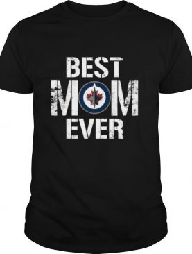 Best Winnipeg Jets Mom Ever shirt